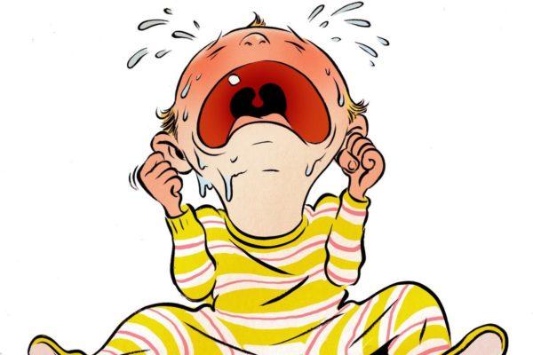 Ką daryti jei pažiūrėjęs filmuką vaikas isterikuoja?