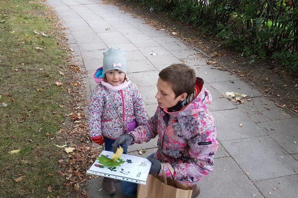 Lapai pagal M.Montessori