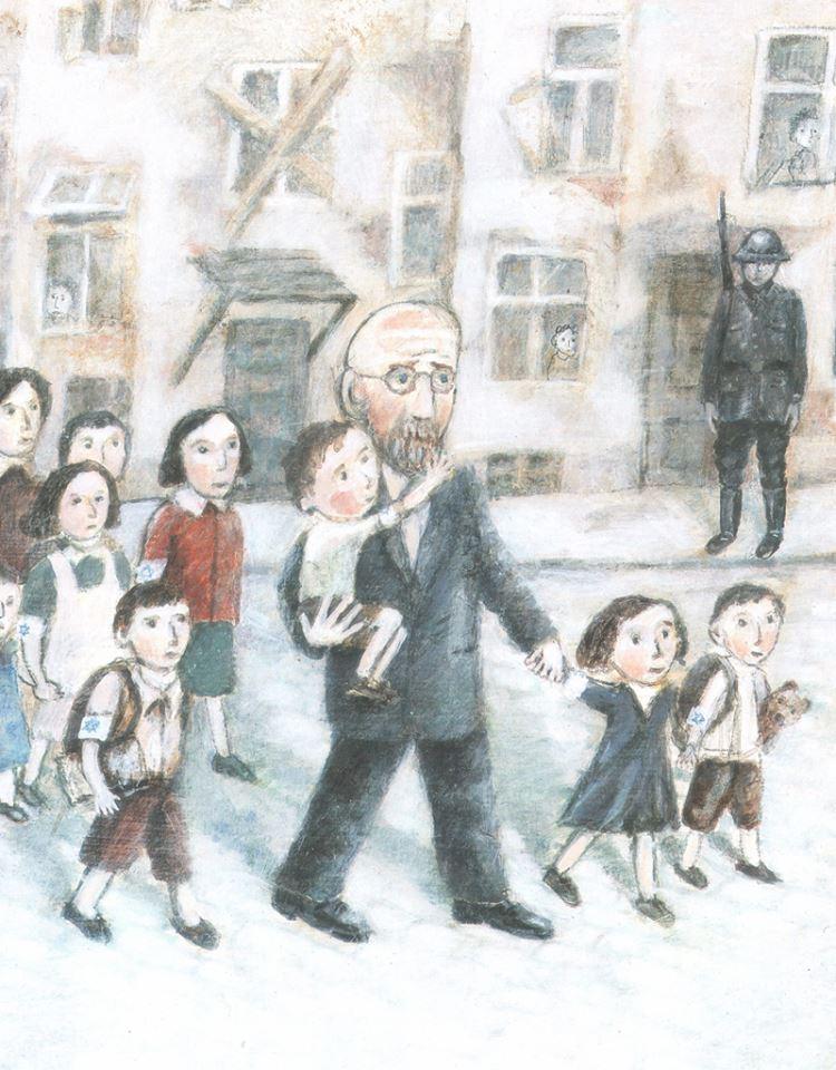 J. Korčako mintys apie vaikų auklėjimą