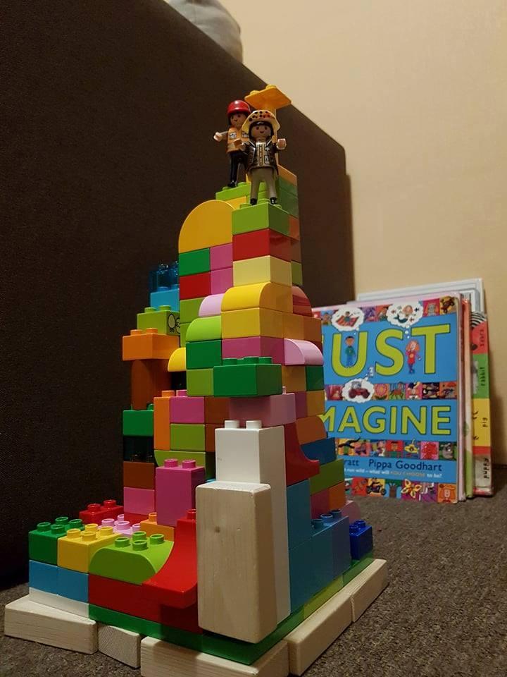 Everestas iš LEGO