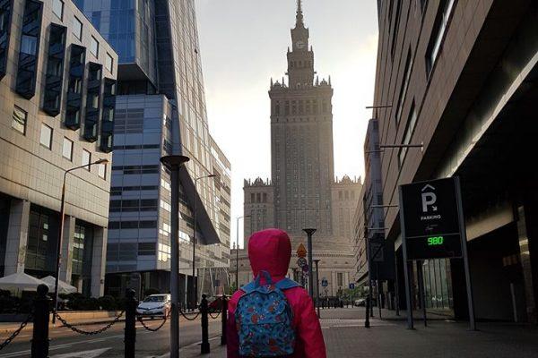 Labas rytas, Warszawa