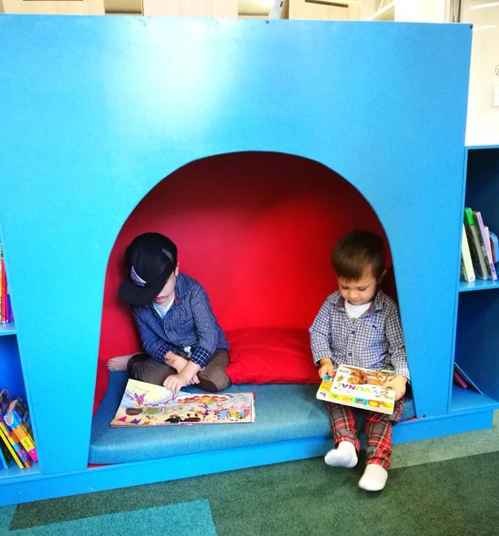 M. Mažvydo bibliotekoje