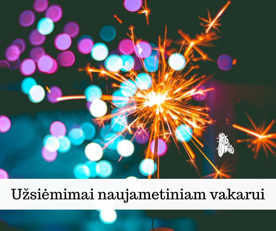 Naujųjų metų vakarui