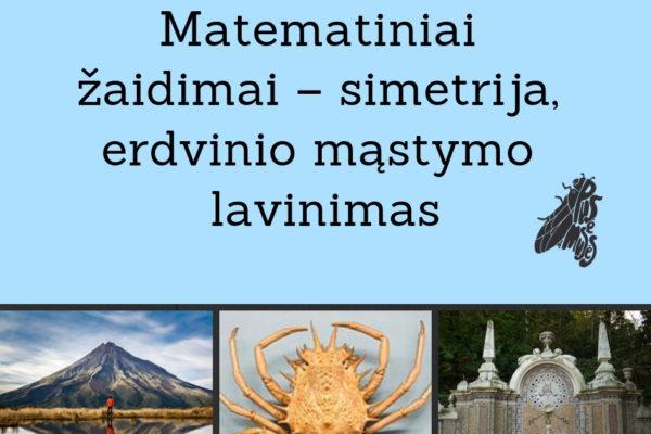 Matematiniai žaidimai – simetrija