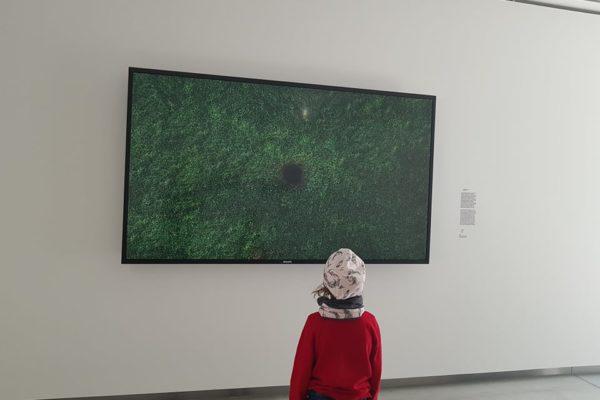 Modernaus meno muziejuje