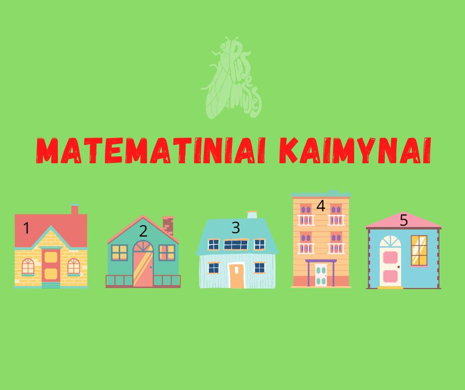 Matematiniai kaimynai